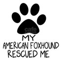 My American Foxhound Rescue Shirt
