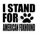 I Stand For American foxhou Shirt