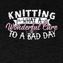 Knitting What A Wonderful Cure T-Shirt