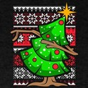 Ugly Christmas Dabbing Christmas Tree | Xm T-Shirt