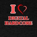 I Love DIGITAL HARDCORE T-Shirt