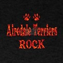 AIREDALE TERRIERS ROCK