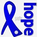 Colon Cancer Hope Ribbon Shirts and Gifts