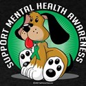 Mental Health Dog T-Shirt