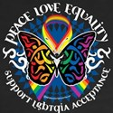 LGBT Peace Love Equality