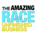 The Amazing Race Unfinished Business White T-Shirt