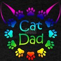 'Cat Dad' T-Shirt