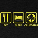 Eat Sleep California T-Shirt