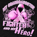 My Granddaughter Is A Fighter And My Hero T-Shirt