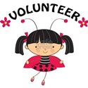 Volunteer Ladybug Women's T-Shirt