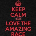 K C Love the Amazing Race T-Shirt