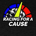 Racing For a Cause Stickers T-Shirt