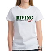 Diving Slut Women's T-Shirt