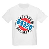 Vintage Koh Samui 84320 Kids Light T-Shirt