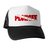 Plongee French Scuba Flag Trucker Hat