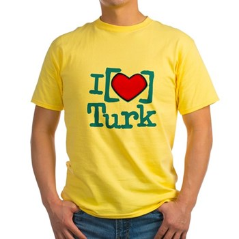 I Heart Turk Light T-Shirt