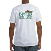 Zeeland Divers Holland Fitted T-Shirt
